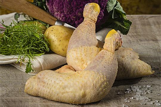 importateur pourlet fermier, dinde, canard, caillet et poulet halal