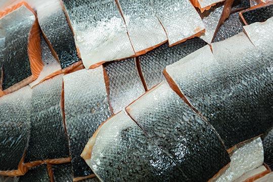 poissons frais surgelé fumé suisse