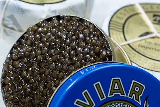 distributeur de caviar en suisse